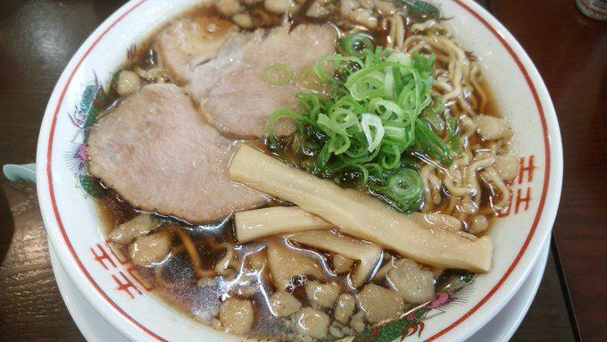人気No1 尾道ラーメン